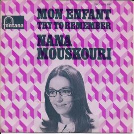 Nana Mouskouri - Mon enfant