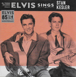 Elvis sings Stan Kesler (85th Anniversary) (Spanish limited edition, yellow vinyl)