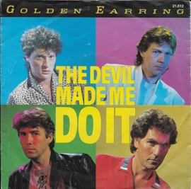 Golden Earring - The devil made me do it