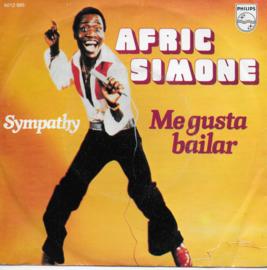 Afric Simone - Me gusta bailar