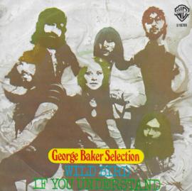 George Baker Selection - Wild bird (Italiaanse uitgave)