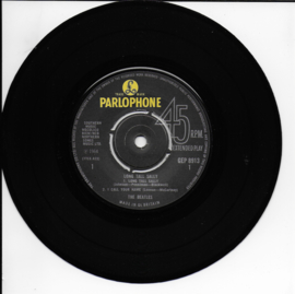 Beatles EP - Long tall Sally