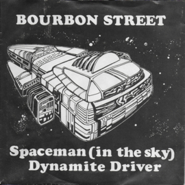 Bourbon Street - Spaceman (in the sky)