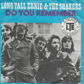Long Tall Ernie and The Shakers - Do you remember (Duitse uitgave)