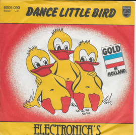 Electronica's - Dance little bird