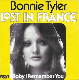 Bonnie Tyler - Lost in France (Dutch edition)