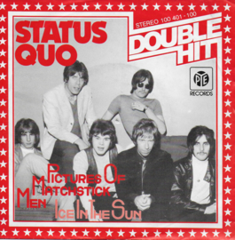 Status Quo - Pictures of matchstick men / Ice in the sun