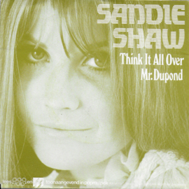 Sandie Shaw - Think it all over