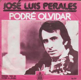 Jose Luis Perales - Podre olvidar