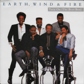 Earth, Wind & Fire - Turn on (the beat box)