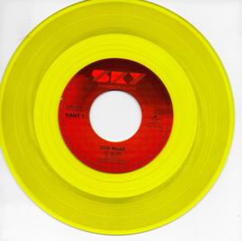 Doe Maar - De bom (yellow vinyl) (limited edition)
