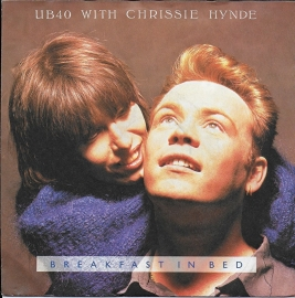 UB 40 ft. Chrissie Hynde - Breakfast in bed