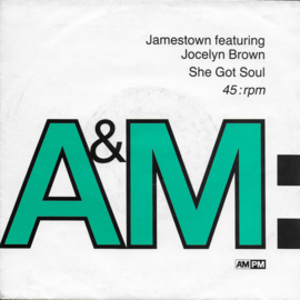 Jamestown feat. Jocelyn Brown - She got soul