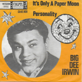 Big Dee Irwin - It's only a paper moon