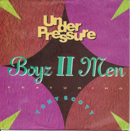 Boyz II Men feat. Tony Scott - Under pressure