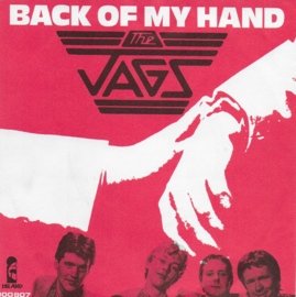 Jags - Back of my hand