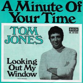 Tom Jones - A minute of your time (German edition)