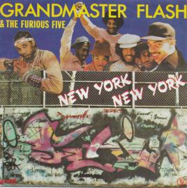 Grandmaster Flash & The Furious Five - New York, New York
