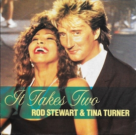 Rod Stewart & Tina Turner - It takes two