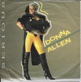 Donna Allen - Serious