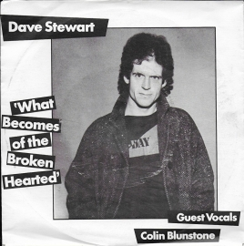 Dave Stewart ft. Colin Blunstone - What becomes of the broken hearted