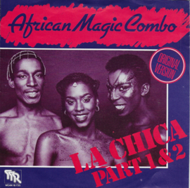 African Magic Combo - La chica