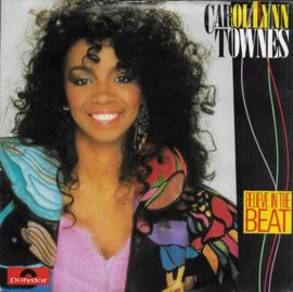 Carol Lynn Townes - Believe in the beat