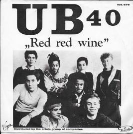 UB 40 - Red red wine