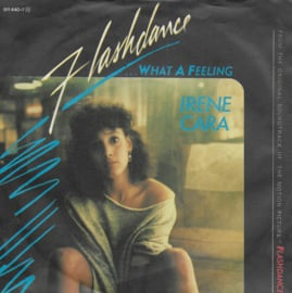 Irene Cara - Flashdance...what a feeling (German edition)