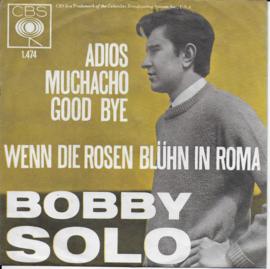 Bobby Solo - Adios muchacho good bye