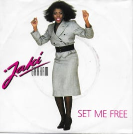 Jaki Graham - Set me free (German edition)