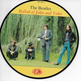Beatles - Ballad of John and Yoko (Picture disc)
