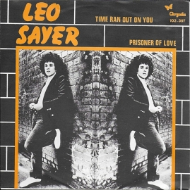 Leo Sayer - Time ran out on you
