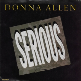 Donna Allen - Serious (Engelse uitgave)