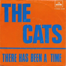 Cats - There has been a time (Belgische uitgave)