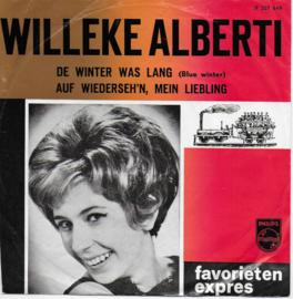 Willeke Alberti - De winter was lang (alternative cover)