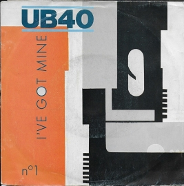 UB 40 - I've got mine