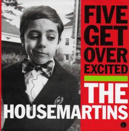 Housemartins - Five get over excited (Engelse uitgave)