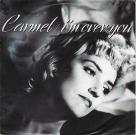 Carmel - I'm over you