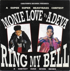 Monie Love & Adeva - Ring my bell