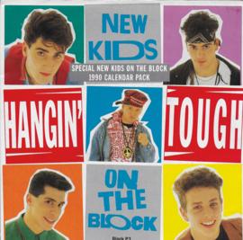New Kids On The Block - Hangin' tough (1990 calendar pack)