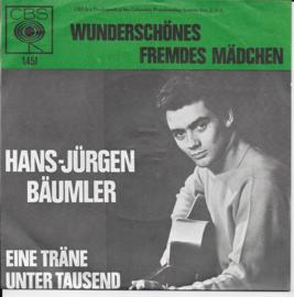 Hans-Jurgen Baumler - Wunderschones fremdes madchen