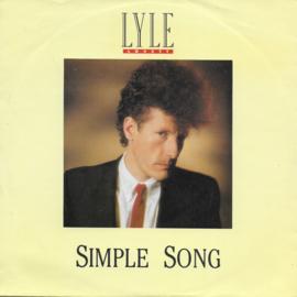 Lyle Lovett - Simple song