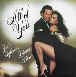 Julio Iglesias & Diana Ross - All of you