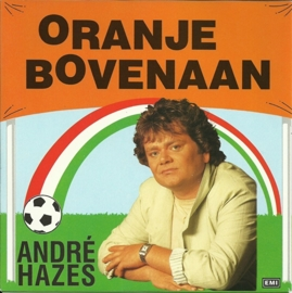 Andre Hazes - Oranje bovenaan