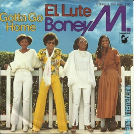 Boney M - El lute (German edition)