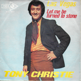 Tony Christie - Las Vegas (Italiaanse uitgave)