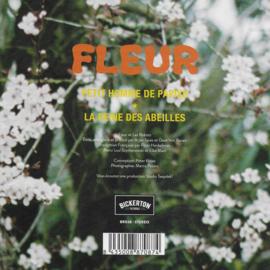 Fleur - Petit homme de papier