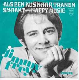 Jimmy Frey - Als een kus naar tranen smaakt