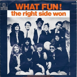 What Fun! - The right side won